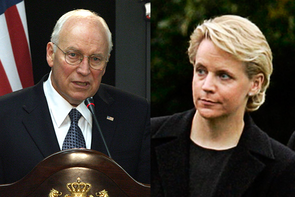 dick cheney s daughter
